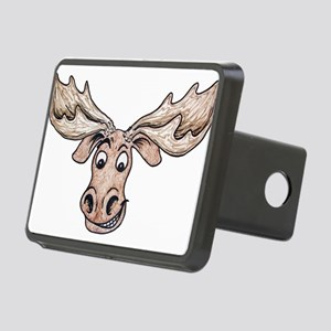moosey.png Rectangular Hitch Cover