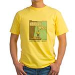 Knots Knots Yellow T-Shirt