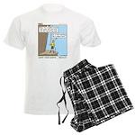 Knots Knots Men's Light Pajamas