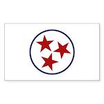 Grand Stars Sticker (Rectangle 10 pk)