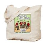 Menu Planning Tote Bag