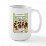 Menu Planning Large Mug