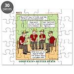 Menu Planning Puzzle