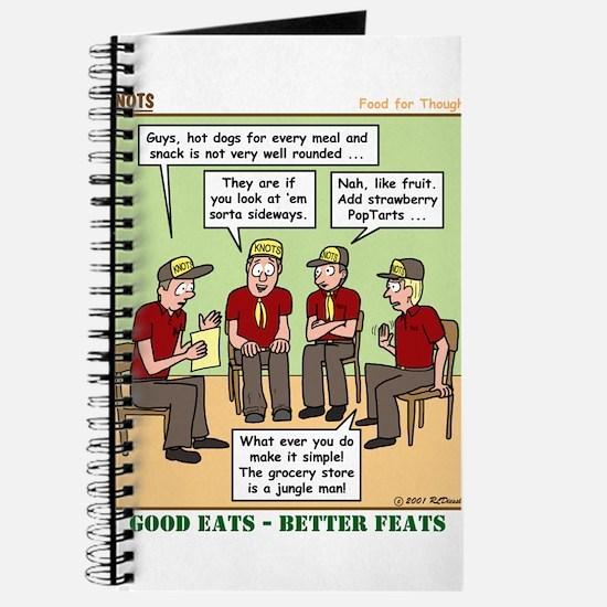 Menu Planning Journal