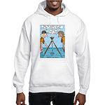 Weather Rock Rain Hooded Sweatshirt