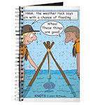 Weather Rock Rain Journal