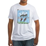 Bug Spray Fitted T-Shirt
