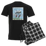 Bug Spray Men's Dark Pajamas