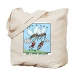 Bug Spray Tote Bag