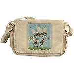 Bug Spray Messenger Bag