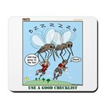 Bug Spray Mousepad