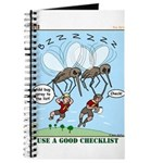 Bug Spray Journal