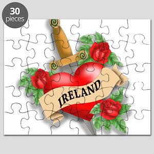 tattoo ireland Puzzle