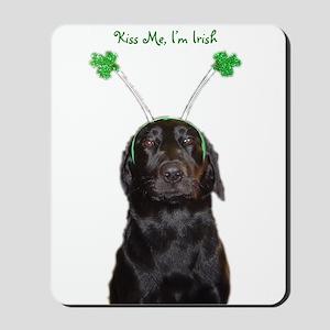 Irish lab Mousepad