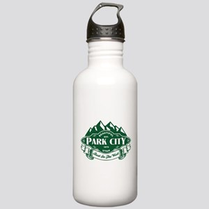 Park City Mountain Emblem Stainless Water Bottle 1