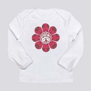 Peace Flower - Affection Long Sleeve Infant T-Shir
