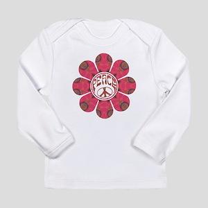 Peace Flower - Affection Long Sleeve Infant T-Shir