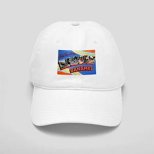 Nassau Bahamas Greetings Cap