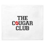 The Cougar Club King Duvet