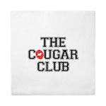 The Cougar Club Queen Duvet