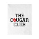 The Cougar Club Twin Duvet