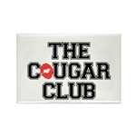 The Cougar Club Rectangle Magnet (100 pack)
