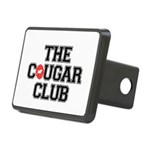 The Cougar Club Rectangular Hitch Cover