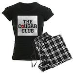 The Cougar Club Women's Dark Pajamas