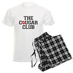 The Cougar Club Men's Light Pajamas