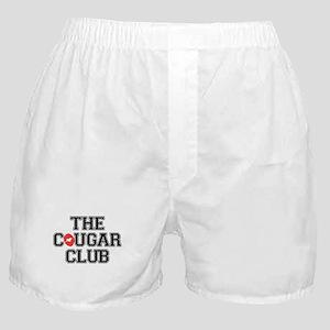 The Cougar Club Boxer Shorts