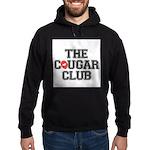 The Cougar Club Hoodie (dark)
