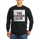 The Cougar Club Long Sleeve Dark T-Shirt
