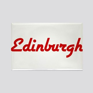 Edinburgh - Rectangle Magnet