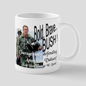 Bold Brave...Bush! Mug