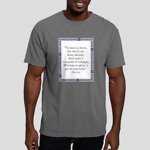 To Beat Us Down Mens Comfort Colors Shirt