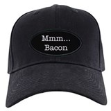Bacon is meat candy Baseball Cap with Patch