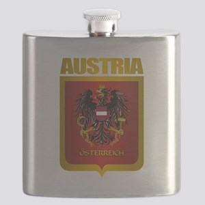 Austrian Steel (shirt) Flask