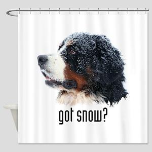 got snow Shower Curtain
