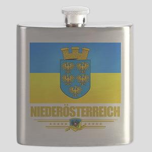 Niederosterreich (Flag 10) Flask