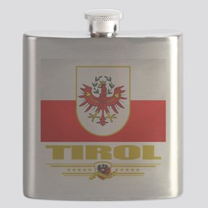 Tirol (Flag 10) Flask