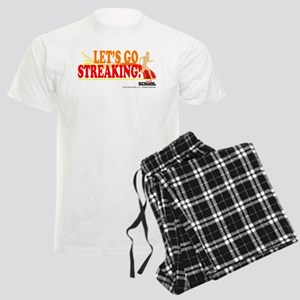Streaking Men's Light Pajamas