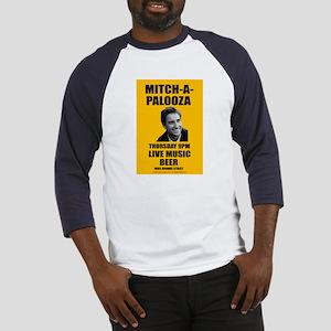 Mitch-A-Palooza Baseball Jersey