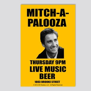 Mitch-A-Palooza Postcards (Package of 8)