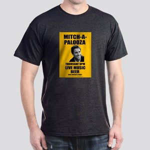 Mitch-A-Palooza Dark T-Shirt