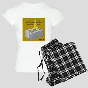 Cinder Block Women's Light Pajamas