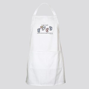 1 in 4 (infant and pregnancy loss) Apron