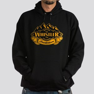Whistler Mountain Emblem Hoodie (dark)