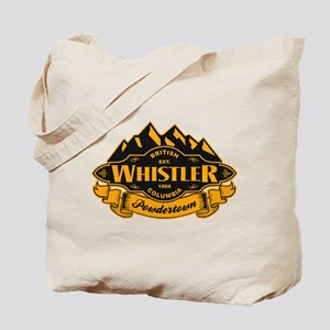 Whistler Mountain Emblem Tote Bag