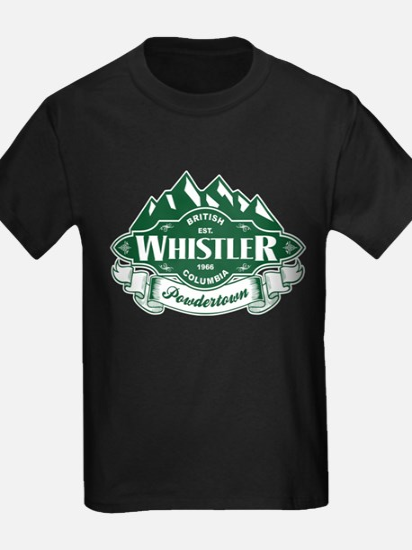 Whistler Mountain Emblem T