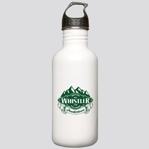 Whistler Mountain Emblem Stainless Water Bottle 1.